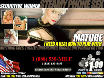 mature phone sex