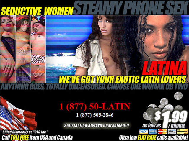latina phone sex